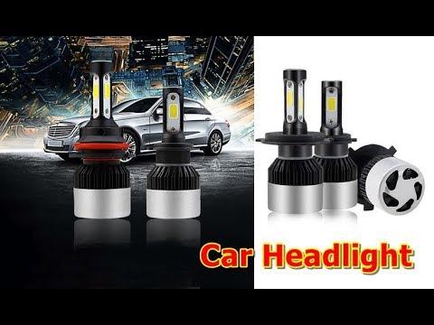 Best Reviews Car Headlight Bulbs 72w 8000lm Auto Headlamps Car