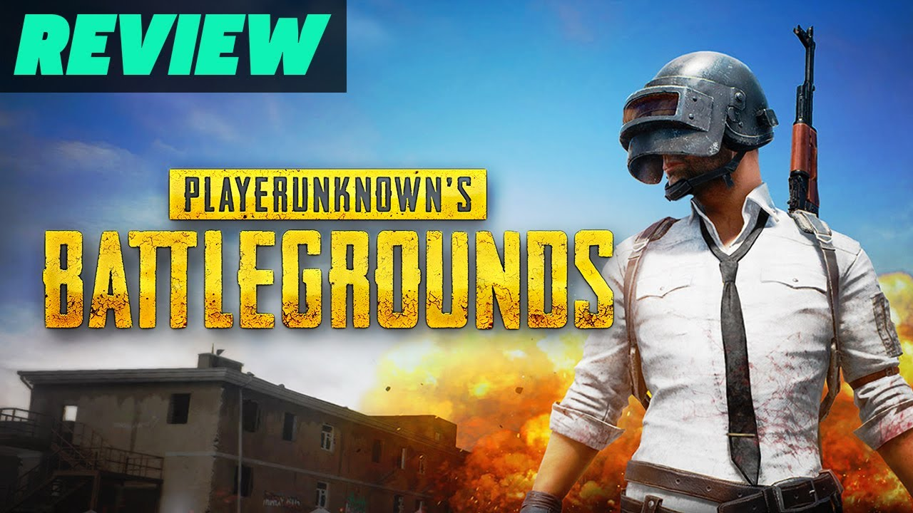 Playerunknown S Battlegrounds Review Pubg Pc Youtube
