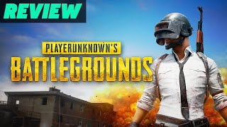 PlayerUnknown's Battlegrounds Review   PUBG PC