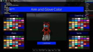 how to make Yveltal from pokemon in roblox Sonic RP: Phoenix Rising v.0.9.7