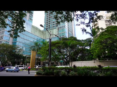Ortigas Center and Galleria
