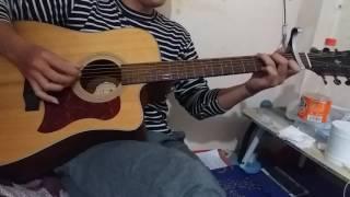 Một mình guitar cover