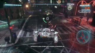 Batman Arkham Knight:El salvador de Gotham.3 parte.