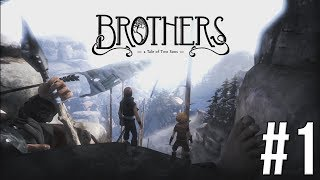 Brothers a Tale of Two Sons #1 \\DESVIRGINEI