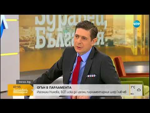 Кутев: Къде отива демокрацията - Здравей, България (16.11.2017г.)