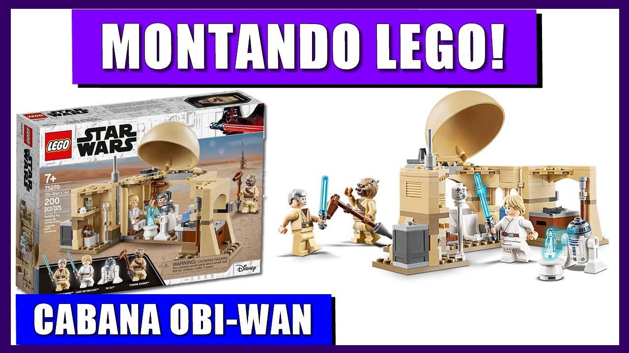 LEGO STAR WARS - CABANA OBI-WAN