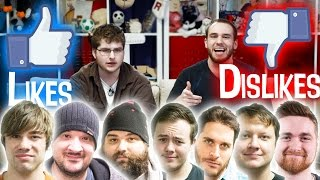 DO YOU KNOW WHO YOU WORK WITH!?! - Like and Dislikes w/ Ross and Barney
