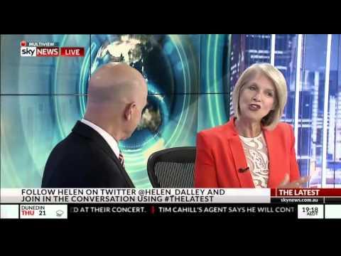 Senator Leyonhjelm talks to Sky's Helen Dalley about Senate voting reform