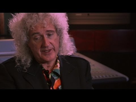 Brian May - Queen Forever  Part 3