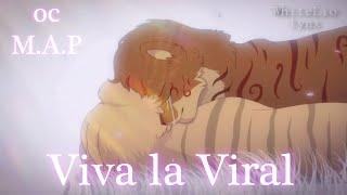 Repeat youtube video Viva la Viral - completed oc map [HD] (RIGHT AUDIO IN DESCRIPTION)