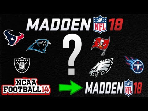 BIG MADDEN 18 CONNECTED FRANCHISE MODE UPDATE + TEAM REVEAL