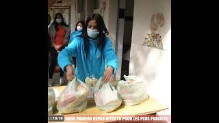 Marseille : 6000 paniers repas offerts aux plus fragiles
