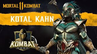 Kombat Kast (Episode 5) Kotal Kahn & Jacqui Briggs Walk through