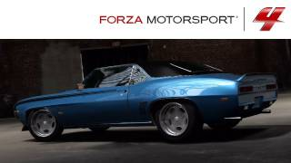 Forza 4 1080p 1969 Chevrolet Camaro SS Coupe Unicorn TUNED Expert Gift Car