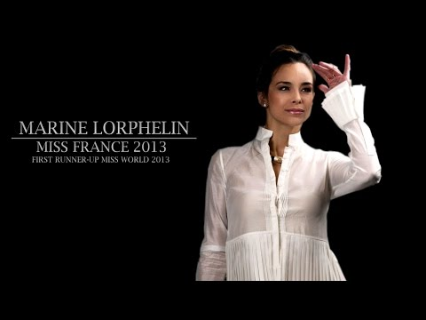 [MISS FRANCE'S STORY] Marine Lorphelin - Miss France 2013  👑👸