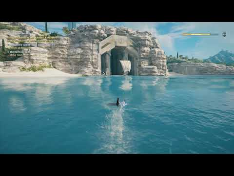 AC: Odyssey - Fate Of Atlantis Episode 3: Mission #2: A Complete Education (All Keeper's Insights)