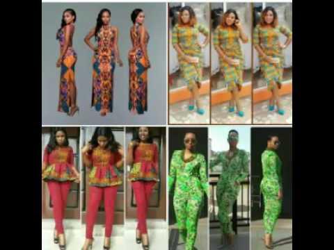 Fantastic Ankara Fashion African Prints Dresses Skirts And Blouses