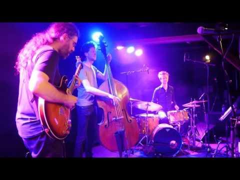 Træben Live - No - Fredericia Feb 2016