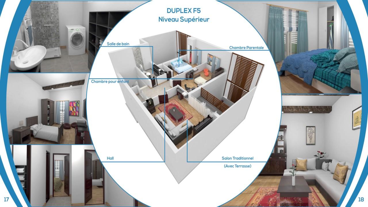 Vente Appartement F5 Duplex Ain Temouchent  Rsidence les Dhalias Algerie  YouTube