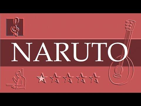 Mandolin TAB - Naruto - Sadness and Sorrow (Sheet Music)