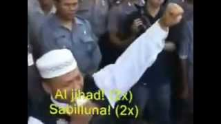ISLAM in INDONESIA - killing people who leave Islam.flv