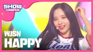 Show Champion EP.236 WJSN - Happy [우주소녀 - 해피]