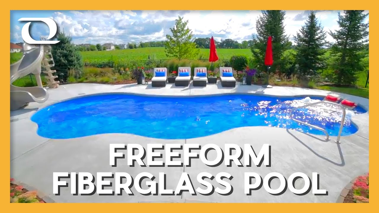 Thursday Pools | Wellspring (Maya) Fiberglass Pool Design