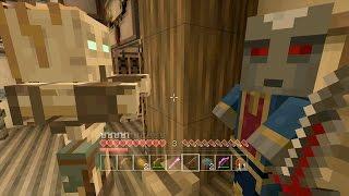 Minecraft Xbox - Battle In Thalmont - Stormwater - Part 4