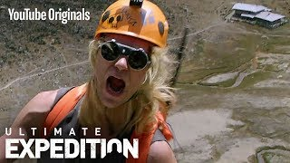 Walking Off A Cliff- Ultimate Expedition (Ep 3)- 4K HDR