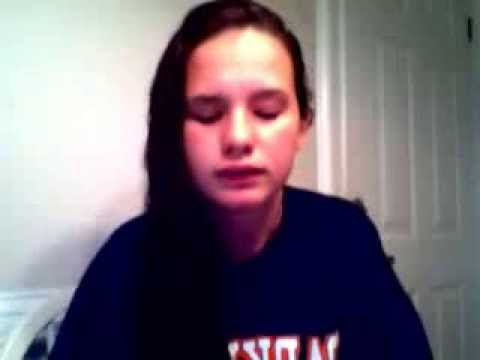 Never Gonna Be Alone by Nickelback (Acapella cover by Kristen Bock) Dedicated to Alec Gilmore