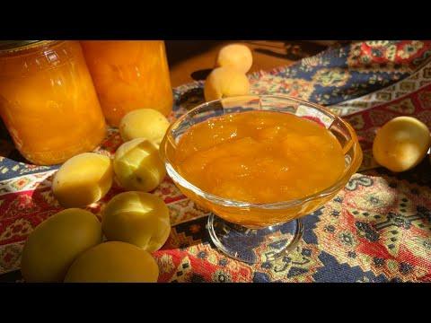 Джем из АРМЯНСКИХ абрикосов | Jam Made From Armenian Apricots | Հայկական ծիրանի ջեմ