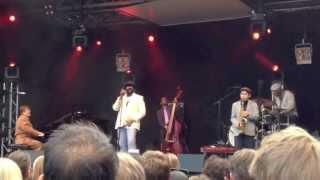 Gregory Porter  - Free; live in Leiden