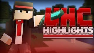 Minecraft UHC Highlights E19 Mass Murder