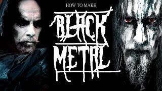 How To Make | BLACK METAL in FL Studio 12