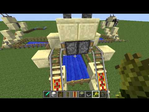 Image of: Mobs Youtube Animal Breeding Machine tutorial Minecraft Youtube