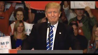 FULL EVENT: Donald Trump Holds Rally in Waukesha, WI 9/28/16 by : Right Side Broadcasting
