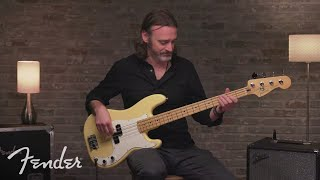 Player Series Precision Bass | Player Series | Fender