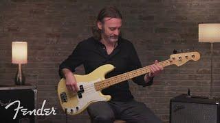 Player Series Precision Bass | Player Series | Fender