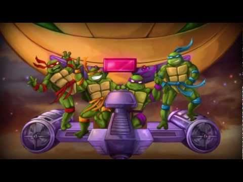 Xbox 360 Longplay [018] TMNT Turtles in Time Re-Shelled (2P)