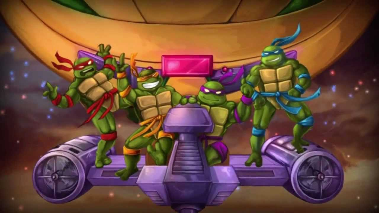 Xbox 360 Longplay 043 TMNT Turtles In Time Re Shelled 2P YouTube