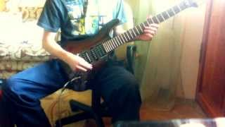 Manowar - King of Kings (cover) with solo