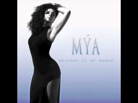Mya - Welcome to my world . New song 2016