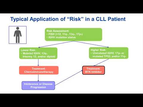 IGHV and TP53 Sequencing: Clinical Utility in Chronic