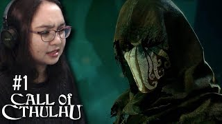 A TERRIBLE TRAGEDY - Let's Play: Call of Cthulhu PS4 Gameplay Walkthrough Part 1