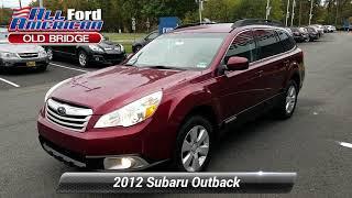 Used 2012 Subaru Outback 2.5i Premium AWD, Old Bridge, NJ US328