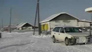 【ロシア連邦サハ共和国】ー71.2℃の神秘 オイミャコン村に到着!貴重な村の映像!