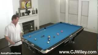 Billiards Greatest One Pocket Challenge - 29 Balls In One Pocket Playing Pool.