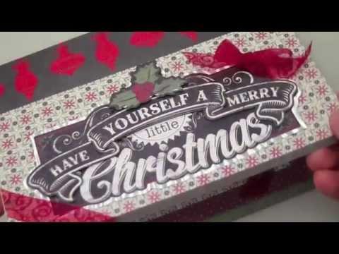 Christmas Cheer Papers & Naughty & Nice...