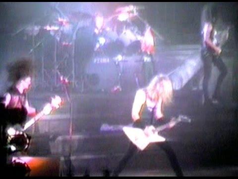 Metallica - Lillestrøm, Norway [1988.10.18] Full Concert