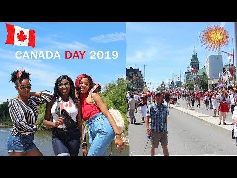CANADA DAY IN THE CAPITAL || 2019 OTTAWA VLOG
